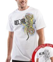 Men's Classic Crew Tee - Tribal Gecko