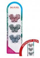 HC Metal Butterfly Clips