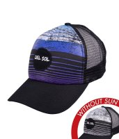 Trucker Hat - Good Vibes Blk